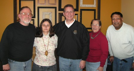 NCC members with State Rep. Joe Pitts