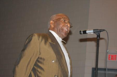 Elder George Fort Addresses City Council