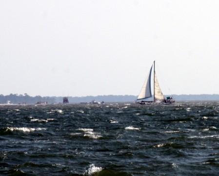 Schnooer off Sullivan\'s Island