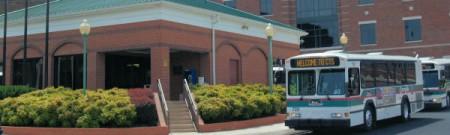 CTS' Legion Street Transfer Center