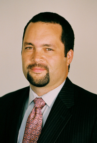 New NAACP President and CEO Benjamin Todd Jealous