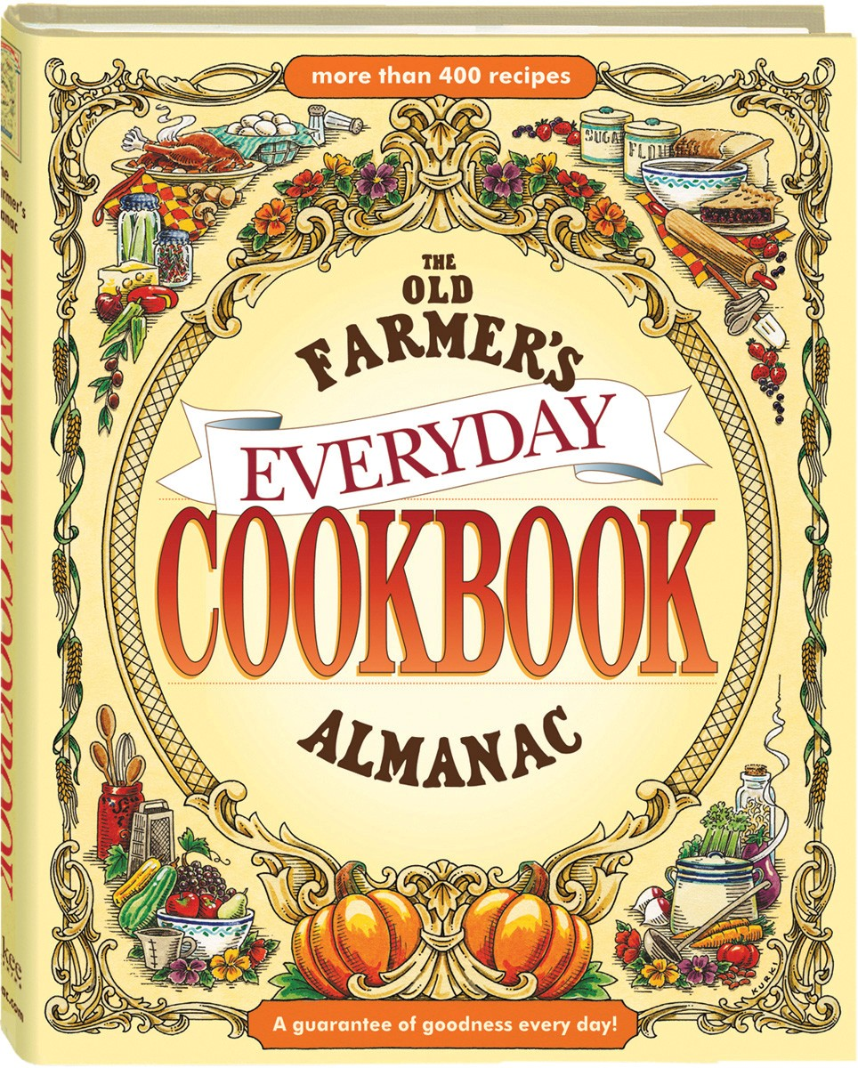 Farmer 39 s almanac cold snowy winter hot dry summer for for Farmers fishing almanac
