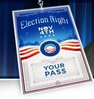 Barack Obama for President Victory Party Celebration!