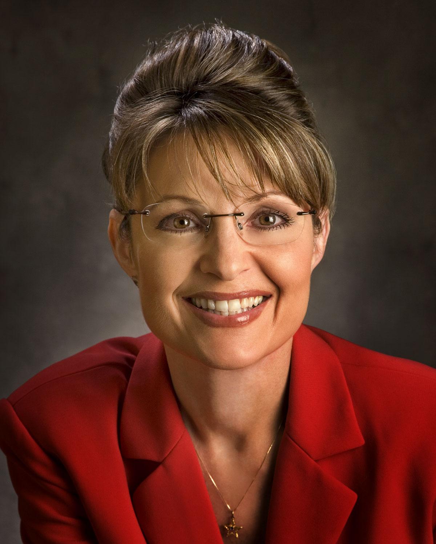 Gov. Sarah Palin, Alaska, (R)