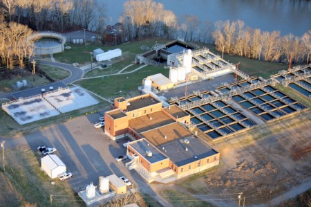 Clarksville City Wate Intake Facility