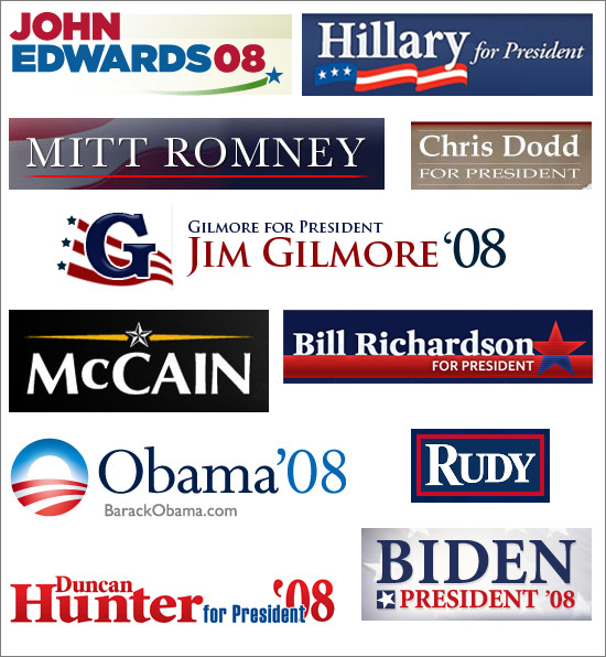 presidential-campaign-logos