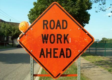 road-work