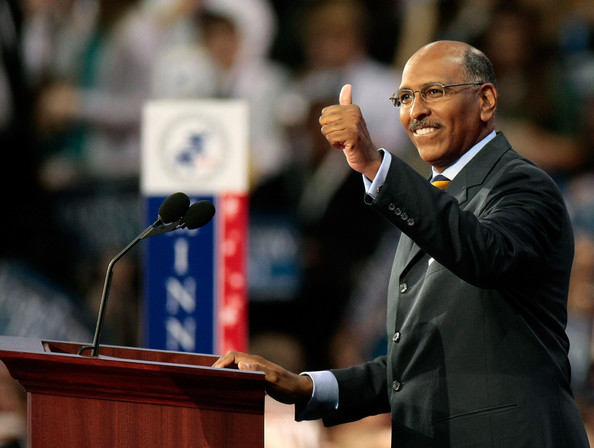 Michael S. Steele at 2008 Republican Natl Convention
