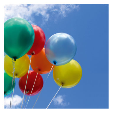 balloons-and-sky