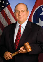 Rep. Jimmy Naifeh, fmr Speaker of the House