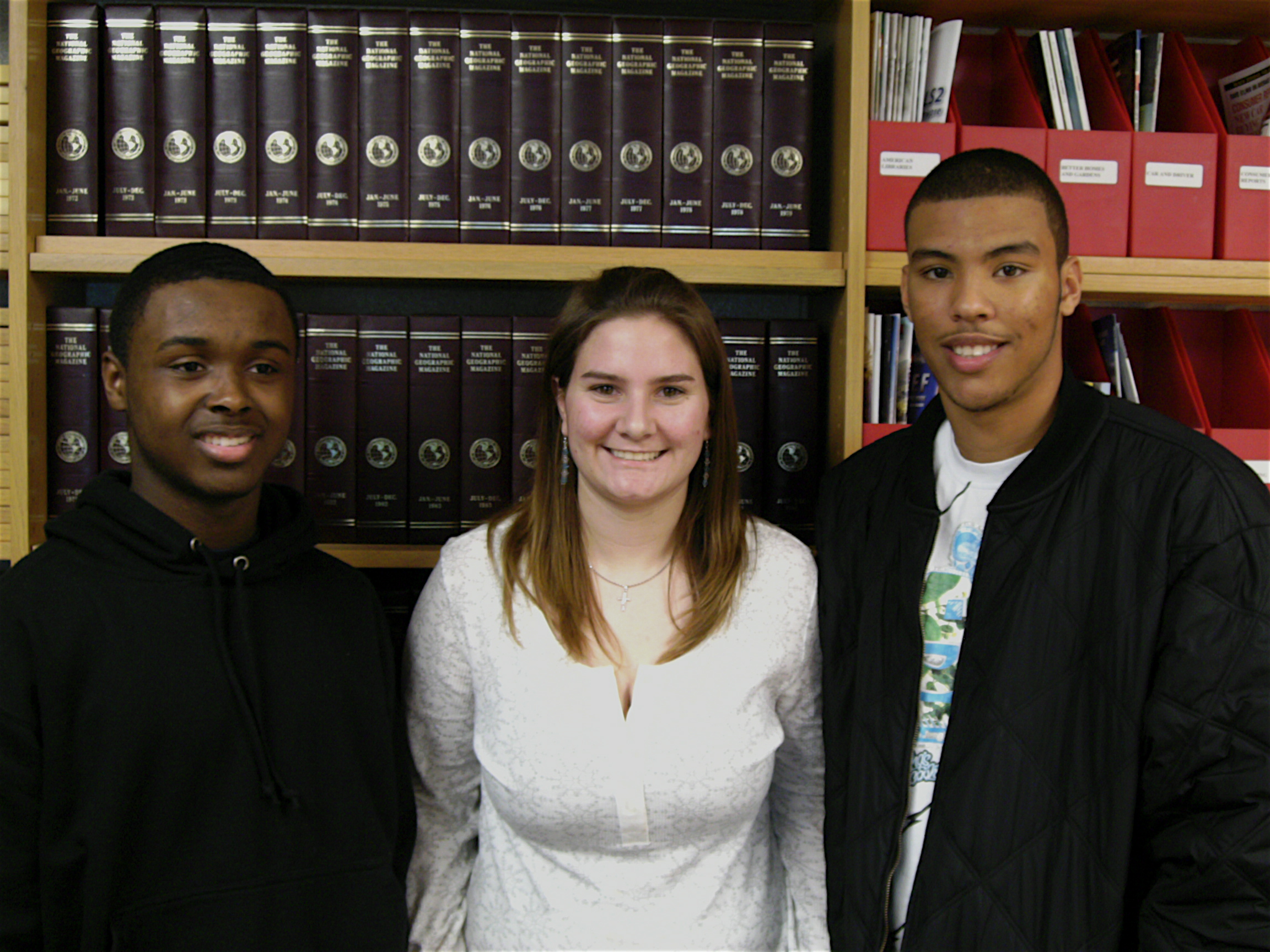 Timothy Wisdom,Christina Bechardl, Michael Oliver