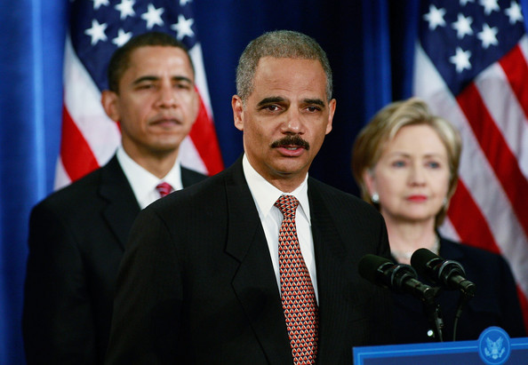 United States Attorney General Eric H. Holder Jr.