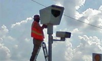 Redlight Camera Installation