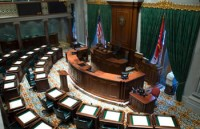 Tennessee State Senate Chambers