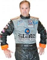 Jason Keller, NASCAR race driver