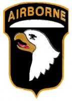 The Logo of the 101st Airborne Division