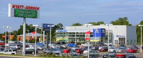 Wyatt-Johnson Subaru & Hyundai