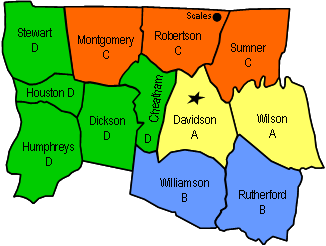 The Tennessee Highway Patrol District 3