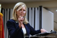 Congresswoman Marsha Blackburn at a Town Hall Meeting in Clarksville, TN
