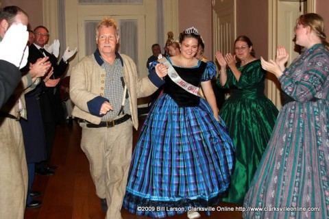 The Friends of Fort Defiance Civil War Ball