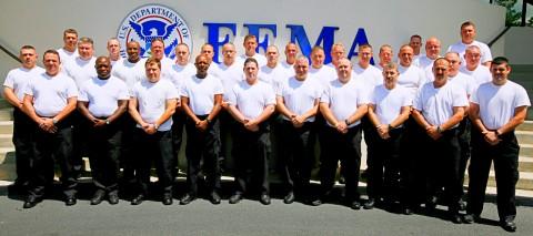 Mobile Field Force Law Enforcement Strike Team Troopers