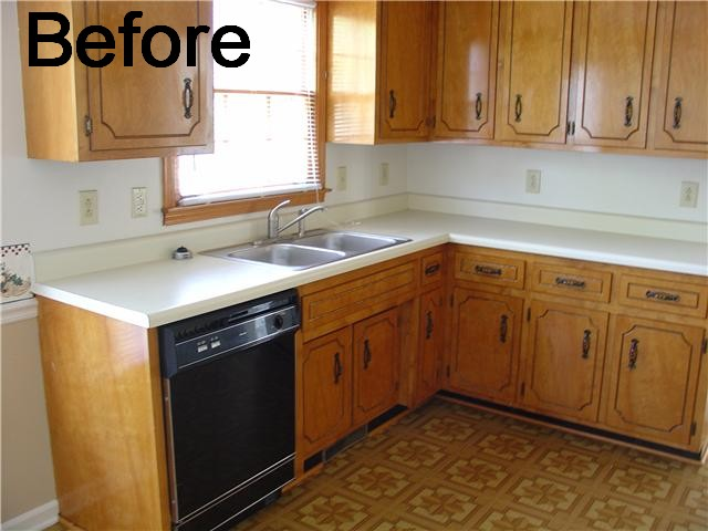 After Just One Trip To The Home Improvement Store, It Was Easy To See That  Replacing The Countertops Outright Was Not An Option.