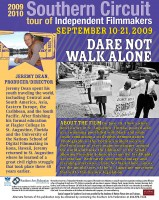 Dare Not Walk Alone - Southern Circuit Poster