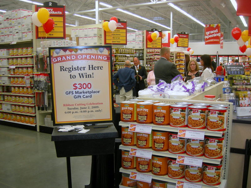 Gfs Marketplace Opens In Clarksville On September 14th