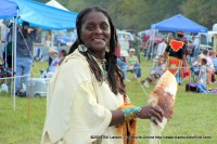 NCC 2008 Powwow Head Lady Loretta Howard