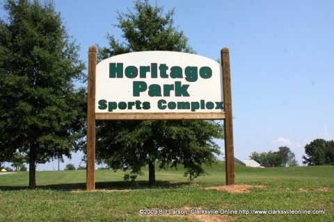 Heritage Park Sports Complex