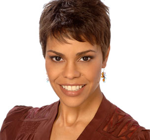 April Woodard - Journalist & Anchor with Inside Edition & BET.