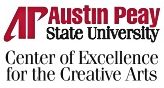 APSU center of excellence in the creative arts logo