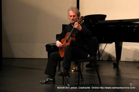 APSU Professor of Music Stanley Yates