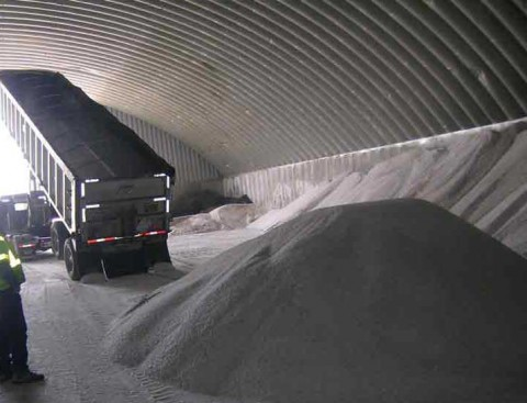TDOT Salt Supply