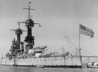 The USS California