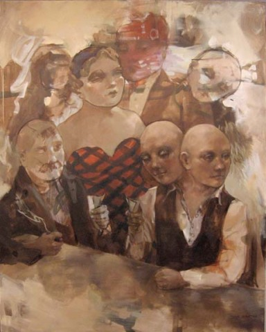Belle Boys' Advantage by Julia Martin, part of Modern Girls exhibit
