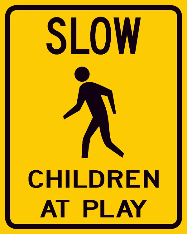Local resident asks City Council to reconsider children at play ...