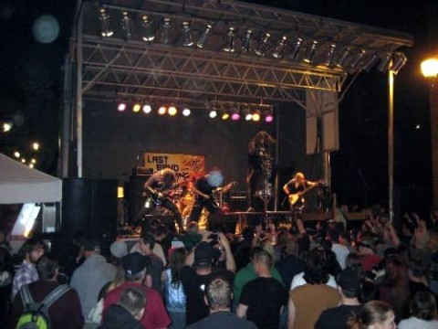 Forgotten Fable playing at Rivers and Spires (Z97.5FM)