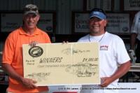 Sam Lashlee and Jeff Davis won the 16th Governors Bass Tournament, Sunday, at Paris Landing State Park.