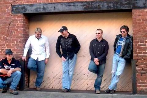 McAllister's Crossroads band