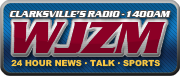 WJZM, 1400AM Radio Station - Clarksville Radio