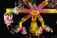 2010 North Tennessee State Fair Midway - (Photo by Roland Woodworth)