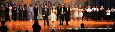Guys and Dolls at NEHS