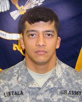 Sgt. Joshua A. Lukeala