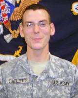 Spc. Matthew R. Catlett