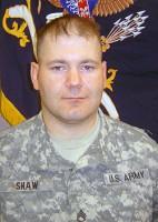 Staff Sgt.  Eric B. Shaw