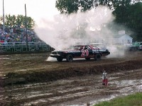 2002 North Tennessee State Fair Demo Derby - Roland Woodworth