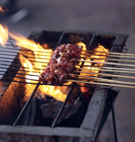 Outdoor Grilling.