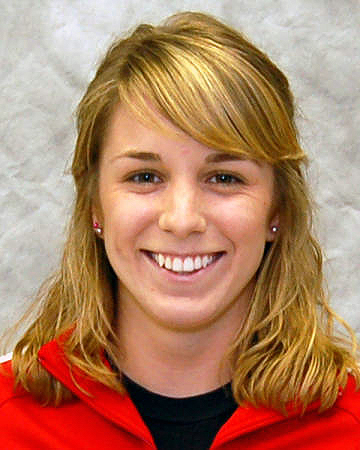 Carrie Burggraf - Photo Courtesy: Austin Peay Sports Information