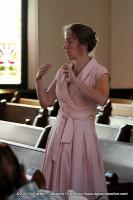 Pastor Mary Flannagan